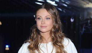 Anna Karczmarczyk pokazała suknię ślubną. Czekała z tym dwa lata
