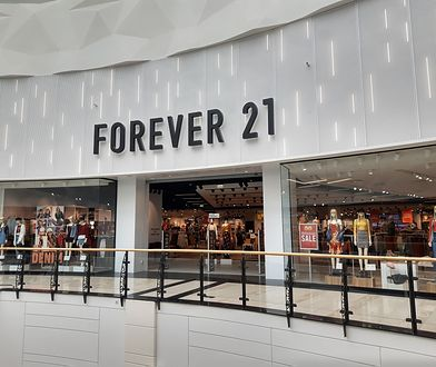 Forever 21 uniknęło bankructwa. Ale to nie koniec problemów sieci.