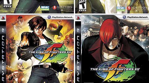Wybierz sobie okładkę King of Fighters XII