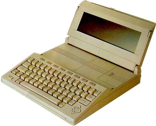 Nie spodziewałem się, że tak ciężko znaleźć fotkę Commodore LCD