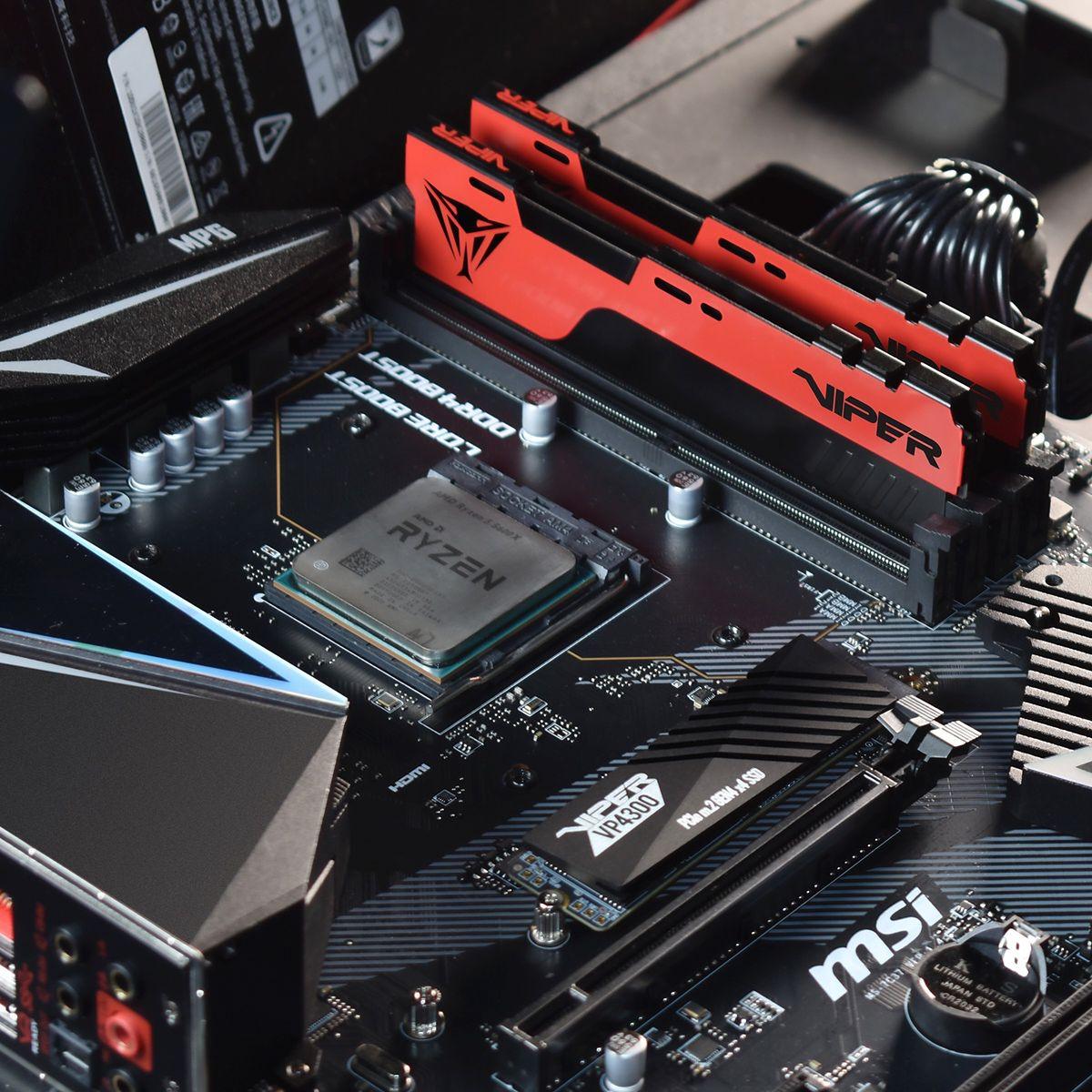 VIPER GAMING by Patriot prezentuje nowe wysokowydajne pamięci DDR4 - VIPER ELITE II PERFORMANCE MEMORY - DDR4 - VIPER ELITE II PERFORMANCE MEMORY