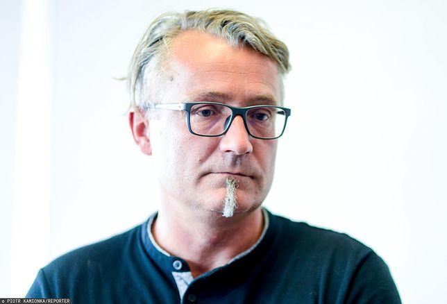 """Piotr Głuchowski, reporter, pisarz komentuje film """"Nic się nie stało"""""""