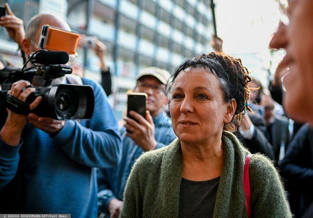 Olga Tokarczuk o wynikach wyborów