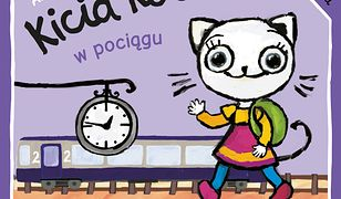 Kicia Kocia w pociągu 2019