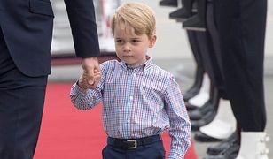 Czy kupilibyście dla swoich dzieci koszulę, którą miał na sobie książę George w Polsce?