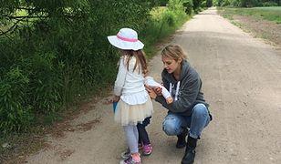 Magdalena Mielcarz chce, by jej córki znały język polski. Uczy je, ale nie jest łatwo