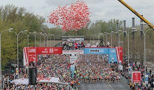 Kenijczyk wygrał Orlen Warsaw Marathon