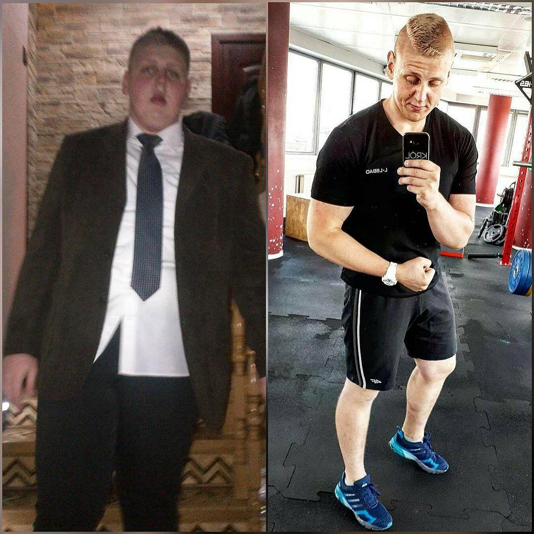 Niedźwiedź kontra dzik. Radosław Pasierb schudł 50 kilogramów i jest mistrzem fit smakołyków