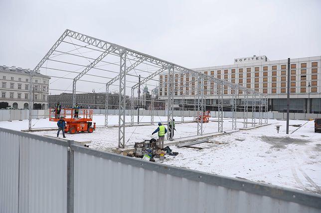 """Budowa pomnika smoleńskiego nie będzie łatwa. Miasto zapowiada """"kontrole i mandaty"""""""