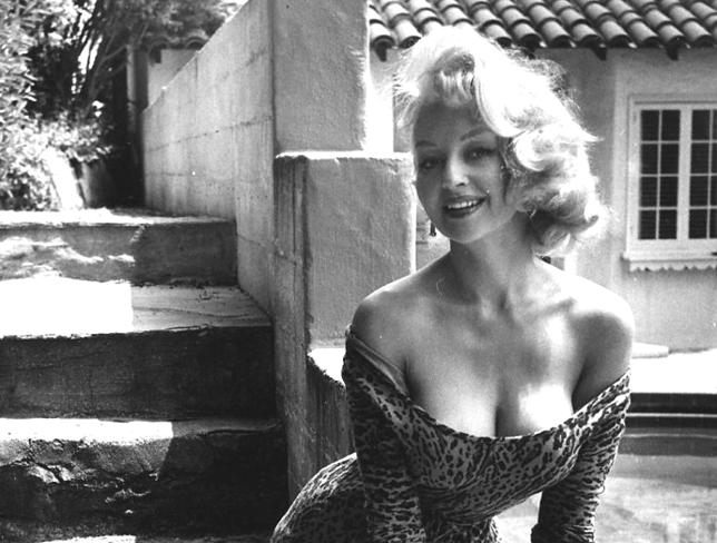 Greta Thyssen w 1952 r. została Miss Danii