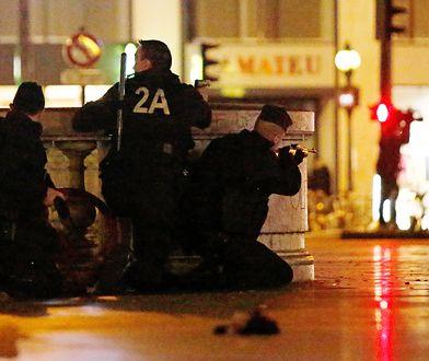 Incydent na dworcu w Paryżu.