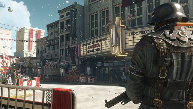 """""""Wolfenstein II: The New Colossus"""""""
