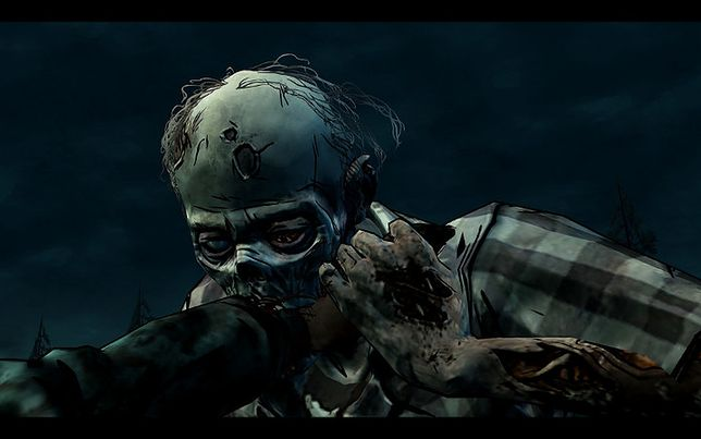 The Walking Dead: Season Two - kadr z gry