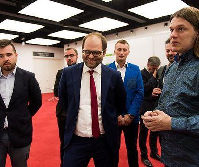 Wiceminister kultury oraz Fundacja Indie Games Polska