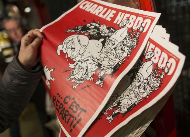 """Najnowszy numer """"Charlie Hebdo"""""""
