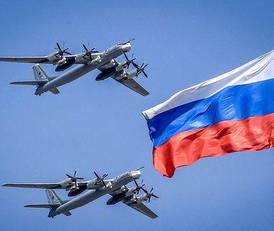 Japonia wysłała myśliwce. Miały przechwycić rosyjskie bombowce