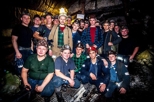 Dzień górników w niezwykłej galerii