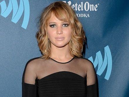 Katniss nie nudzi Jennifer Lawrence