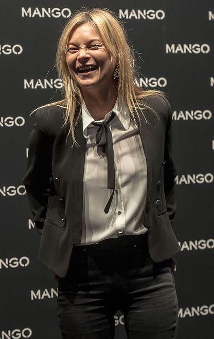 Kate Moss - tak wygląda w wieku 41 lat