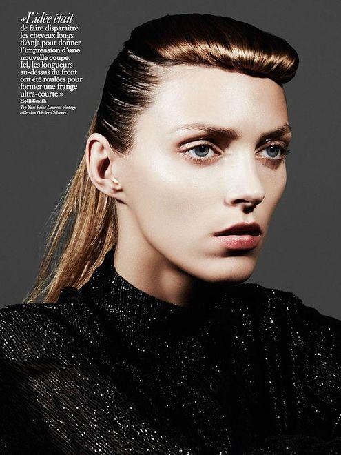 """Polska modelka na łamach """"Vogue Paris"""""""