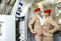 Emirates rekrutuje nowych członków załogi pokładowej. Spotkania odbędą się w Warszawie i Gdańsku