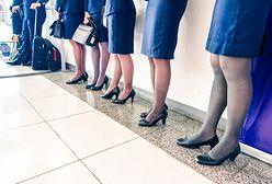 Rekrutacja stewardes bywa zaskakująca. Czasem trzeba wybrać między ciężarną a żołnierzem