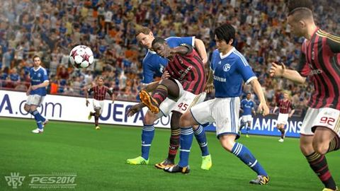 Pro Evolution Soccer 2014 już 19 września - demo kilka dni wcześniej