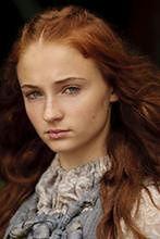 Sansa Stark w klipie Bastille