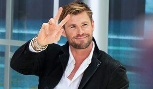 Chris Hemsworth: Chciałem jaguara, ale dali mi tylko scenariusz