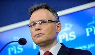 Poseł PiS Arkadiusz Mularczyk porównuje negowanie prawa Polski do reparacji od Niemiec do negowania Holokaustu.