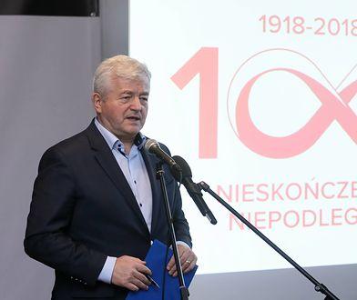 Jarosław Gugała uważa, że sprawa reparacji wojennych między Niemcami i Polską jest zakończona