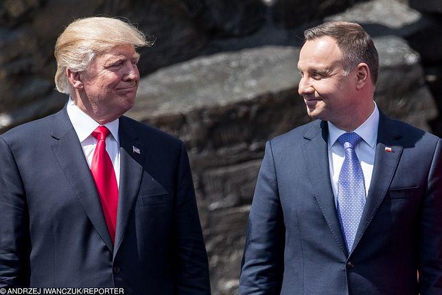 Donald Trump znowu w Polsce? Zaproszenia zostały wysłane