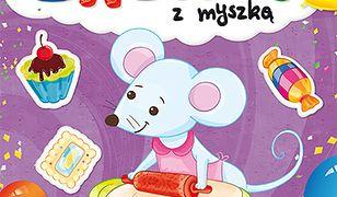 Naklejkowe zabawy z myszką