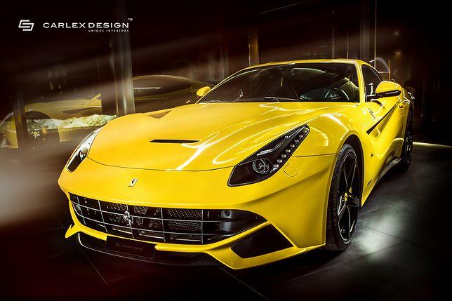 Ferrari F12 berlinetta od Carlex Design