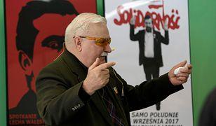Lech Wałęsa: broń dobrze schowałem. Policja sprawdza pozwolenie