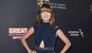 Jane Seymour w odważnej kreacji na rozdaniu nagród Britannia!