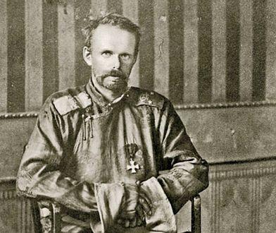 Roman von Ungern-Sternberg zwany ''krwawym baronem''