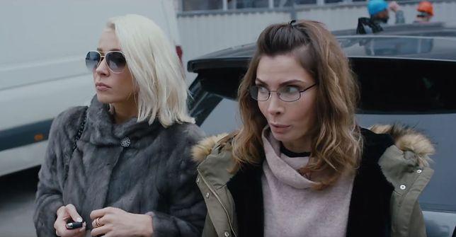 Katarzyna Warnke i Agnieszka Dygant