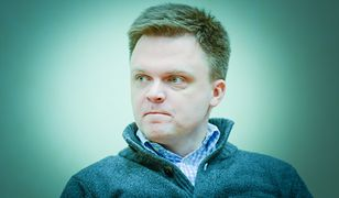 Szymon Hołownia próbuje odwieść Jurka Owsiaka od decyzji o rezygnacji