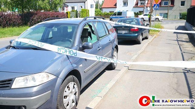 Strzelanina w Opolu. Policjanci zastrzelili 43-latka, który niszczył samochody. Nowe ustalenia