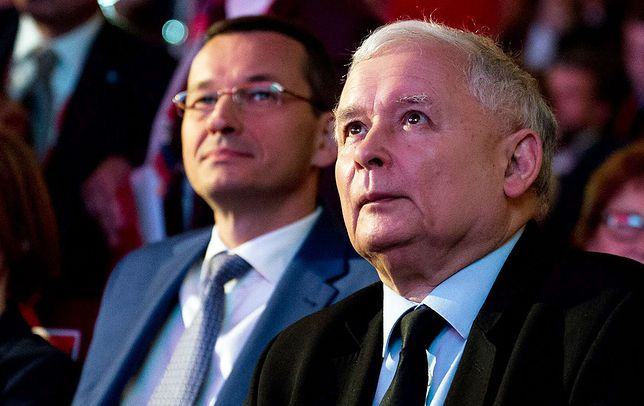 5-godzinna narada przy łóżku Kaczyńskiego. Ustalenia od razu zmieniono w czyny
