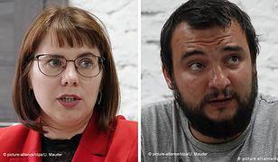Białoruś. Czołowi działacze opozycji Olga Kowalkowa i Siergiej Dylewski zostali zatrzymani
