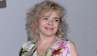 Katarzyna Grochola będzie świętować w tym roku swoje 61. urodziny