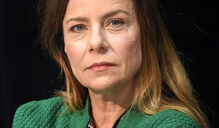 Agata Kulesza jest w trakcie rozwodu.