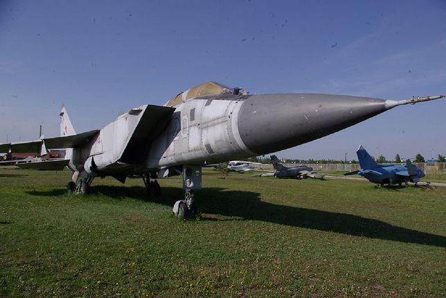 MiG-31 - jeden z ważniejszych rosyjskich myśliwców
