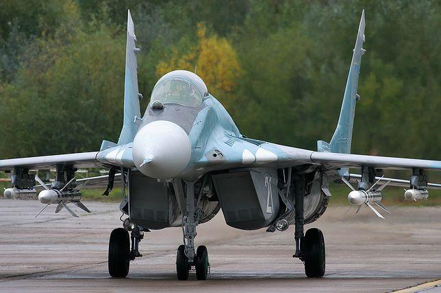 MiG-29 lotnictwa Ukrainy