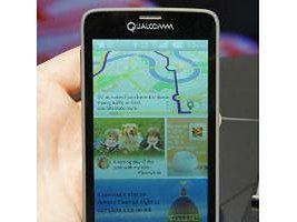 Niesamowity ekran od Qualcomma. Full HD może się schować!