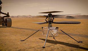 Poniedziałek historycznym dniem na Marsie. NASA planuje dziewiczy lot Ingenuity