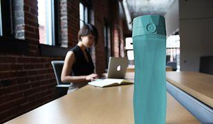 Butelka HidrateMe zadba o właściwe nawodnienie organizmu