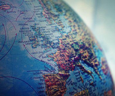 Powstała nowa mapa świata. Wygląda jak dwa płaskie placki